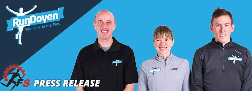 Alan Webb, Tara Welling, Ryan Vail and RunDoyen Partner with Final Surge to Power New Coaching Company