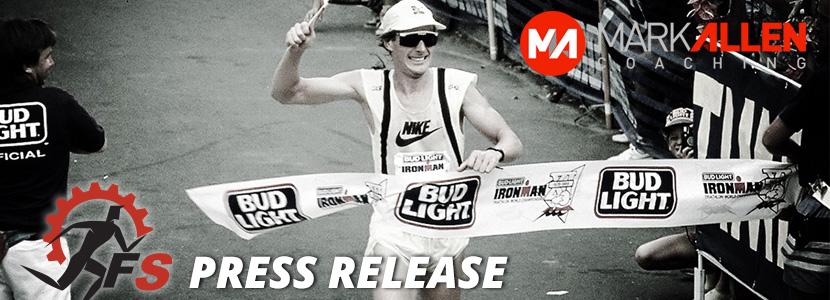 Mark Allen is Final Surge's New Partner, Spokesperson, and Advisor for Triathlon