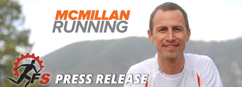 Final Surge Partners with McMillan Running to Offer Personal Training Plans