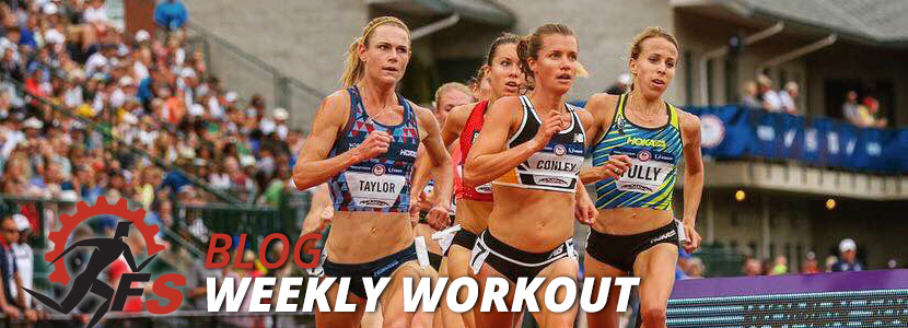 Weekly Workout: Tempo Mile Repeats