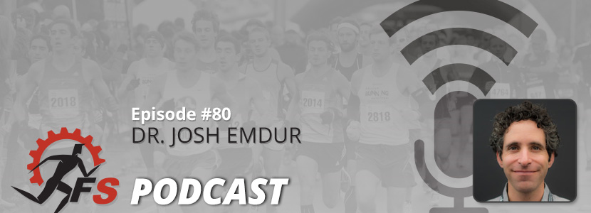 Final Surge Podcast Episode 80: Dr. Josh Emdur