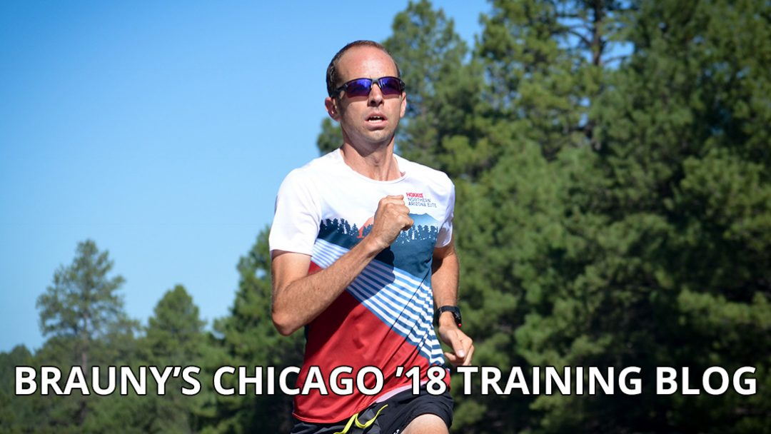 Brauny's Chicago '18 Training Blog: Chicago Marathon Recap