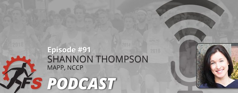 Final Surge Podcast Episode 91: Shannon Thompson