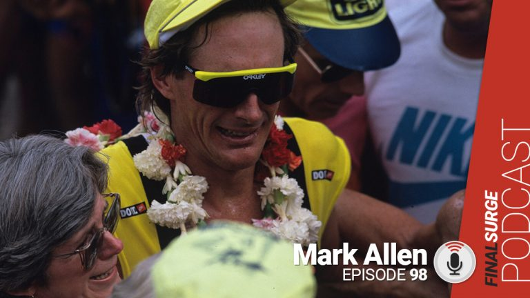 Final Surge Podcast Episode 98: Mark Allen