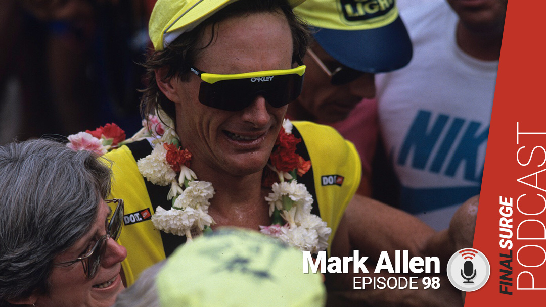 Final Surge Podcast Episode 98: Mark Allen