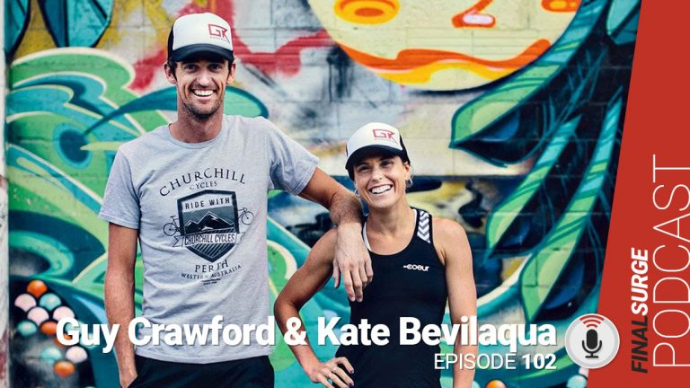 Final Surge Podcast 102: Guy Crawford and Kate Bevilaqua