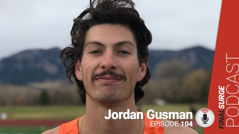 Final Surge Podcast 104: Jordan Gusman