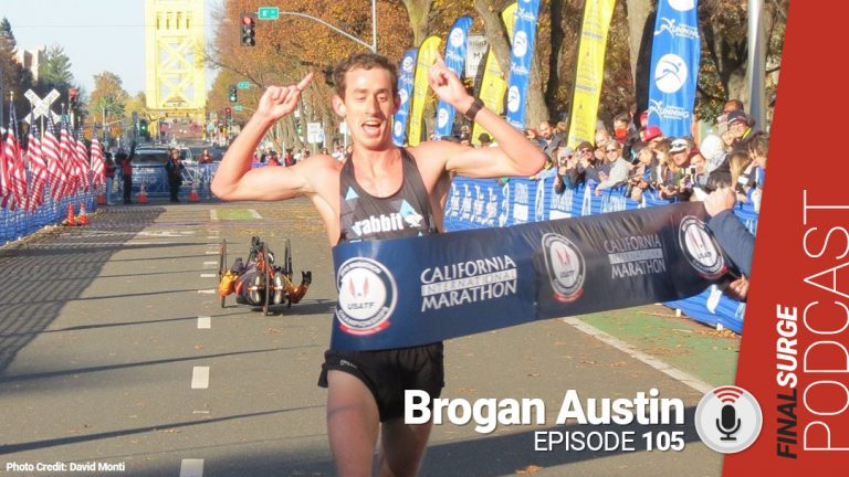 105: Brogan Austin winner of CIM