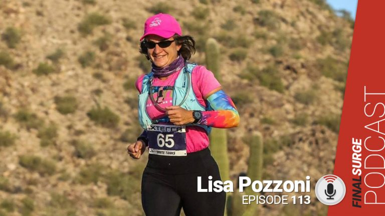 Final Surge Podcast 113: Does a new runner need a coach with Lisa Pozzoni