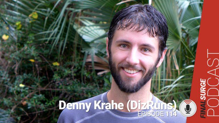 Final Surge Podcast 114: Denny 'Diz Runs' Kahne