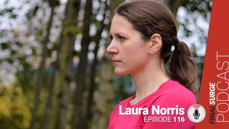 Final Surge Podcast 116: Laura Norris