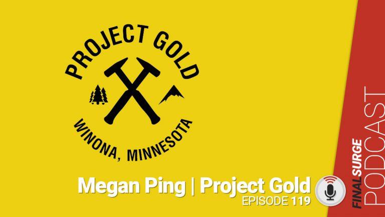 Final Surge Podcast 119: Megan Ping
