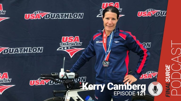 Final Surge Podcast Episode 121: Kerry Camberg