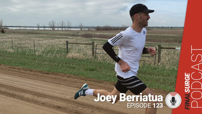 Final Surge Podcast: Episode 123 Joey Berriatua