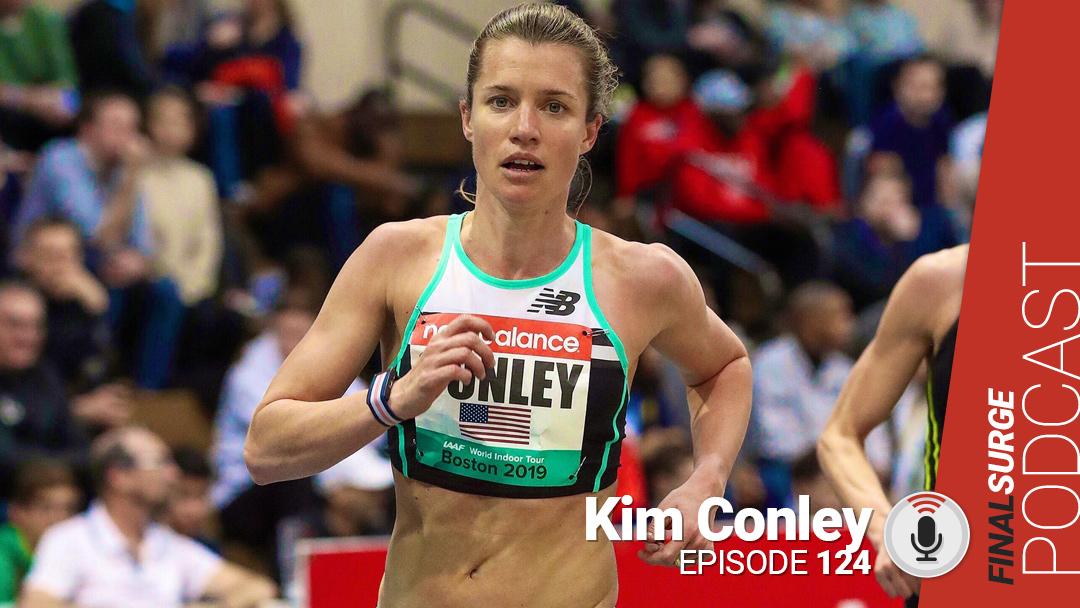 Final Surge Podcast 124: Kim Conley