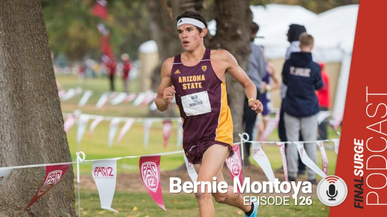 Final Surge Podcast 126: Bernie Montoya