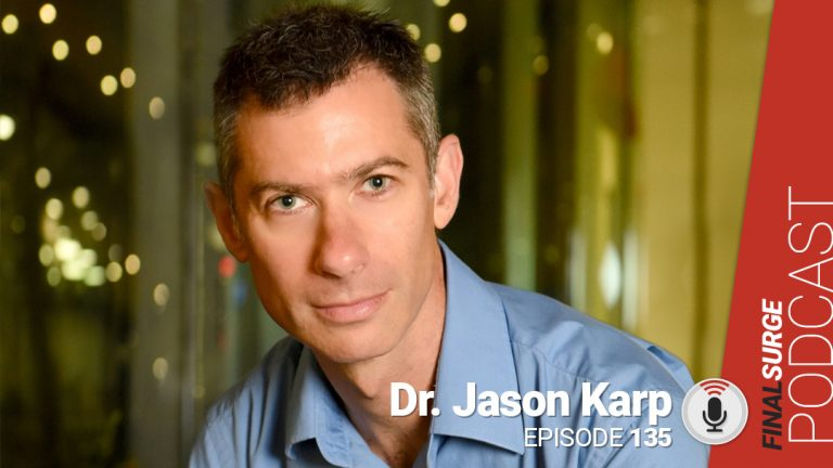 Final Surge Podcast Episode 135: Dr. Jason Karp
