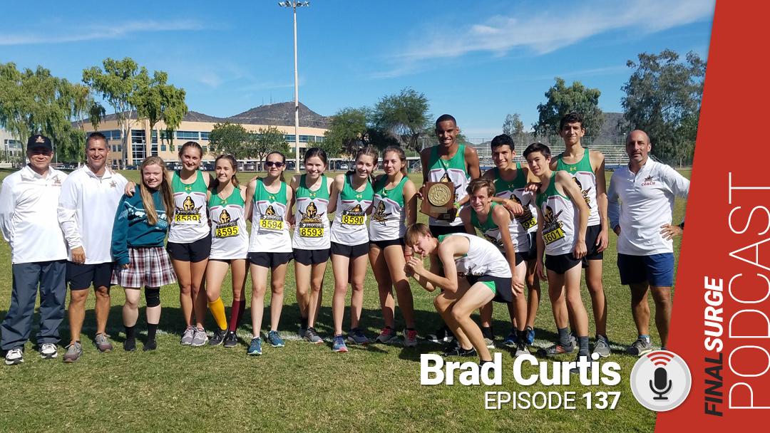 Final Surge Podcast 137: Brad Curtis