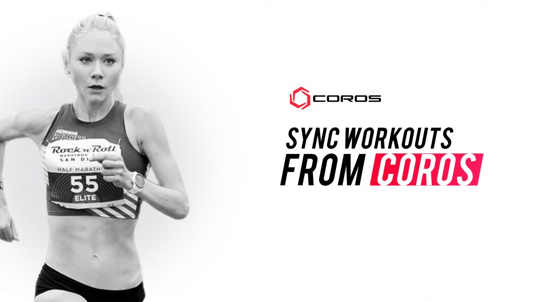 Sync Workouts from COROS Watches